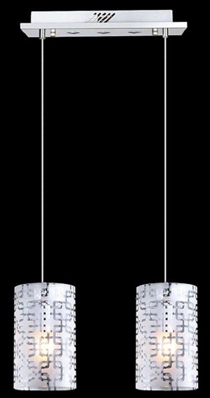 Светодиодная люстра в интерьере фото